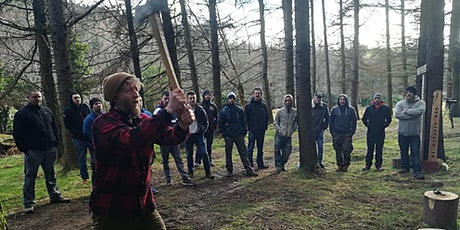 Axe Club - nicole byrne Woodland Axe Throwing (Wicklow) tickets