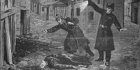 The Official Jack the Ripper tour on ZOOM tickets