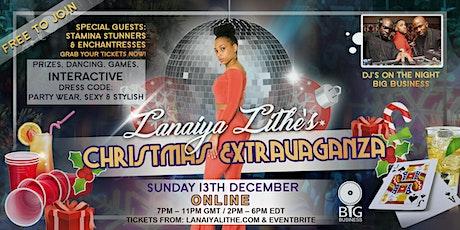Lanaiya Lithe's Christmas Extravaganza - PARTY | Dance | Games tickets