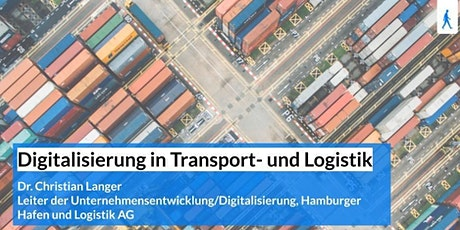 Digitaisierung in Transport- und Logistik Tickets