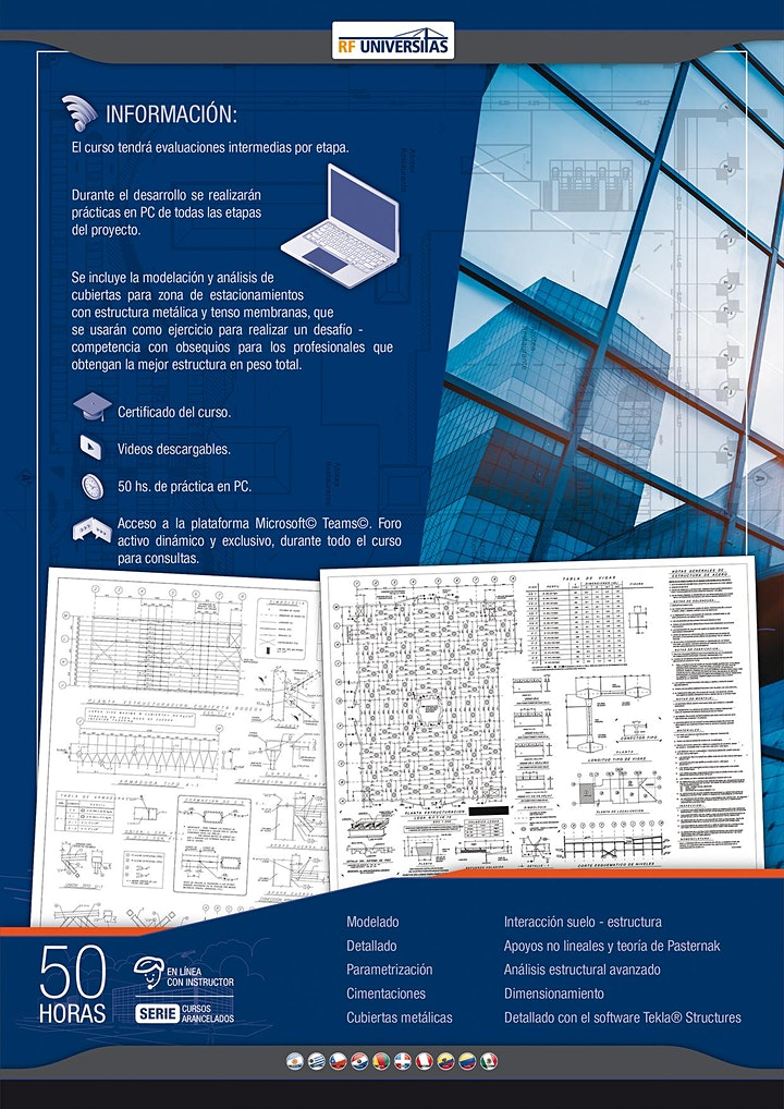 Imagen de Curso práctico: Estructura de un centro comercial completo - ARS