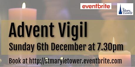 Advent Vigil (2) tickets
