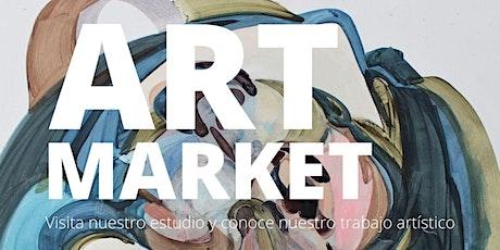 Art Market - Visita nuestro estudio en Sant Pere de Ribes - #yocomprolocal entradas