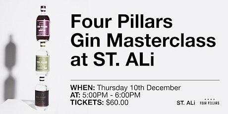 Four Pillars Gin Masterclass tickets