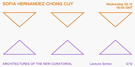 Contradictions of Continuity and Change - Sofía Hernández Chong Cuy tickets