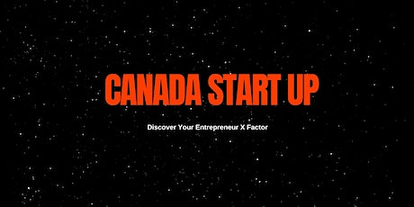 Financing Your Business Start Up  - Canada Start Up tickets