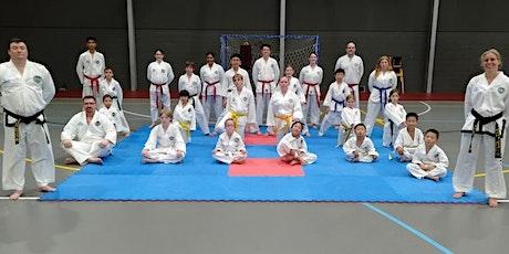 ITFA QLD IIC, Colour Belt Master Class & Black Belt Grading tickets
