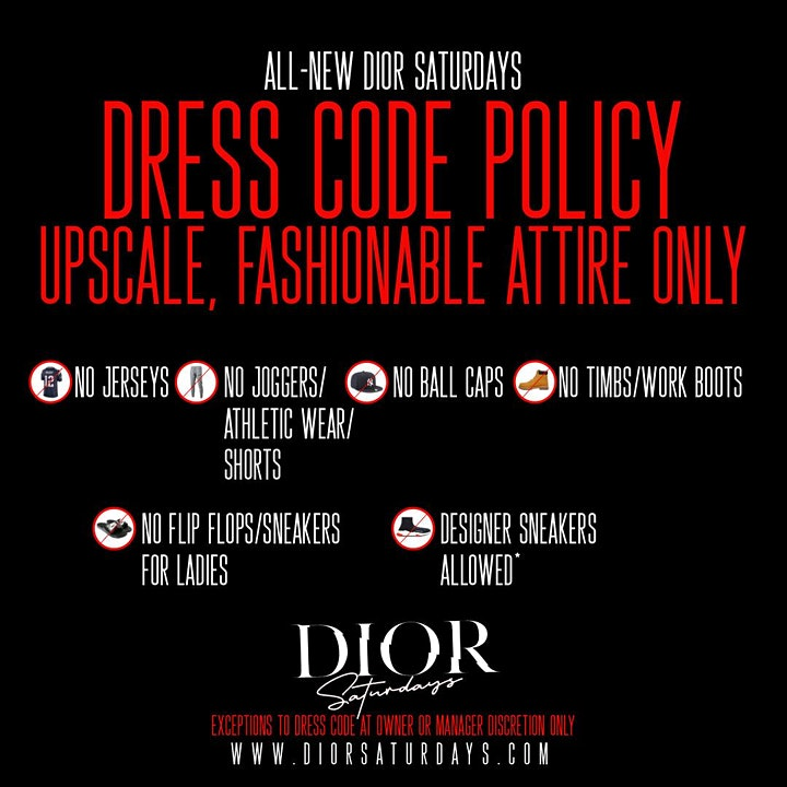 Dior Saturdays | The Coolest Saturday Night Party PERIOD image