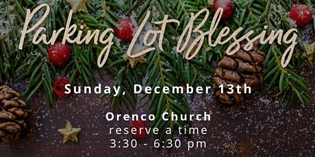 Parking Lot Blessing at Orenco Church tickets