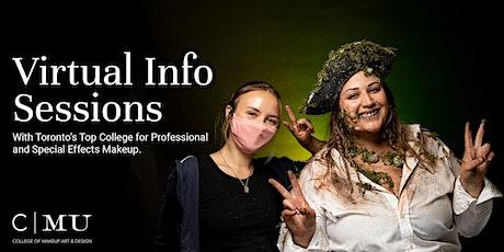 CMU Virtual Info Session (Dec 9) tickets