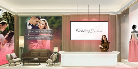 Virtual Wedding Show - Houston - The Bridal Show with a Pulse! tickets