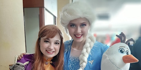 Stories And Crafts With The Snow Sisters! tickets