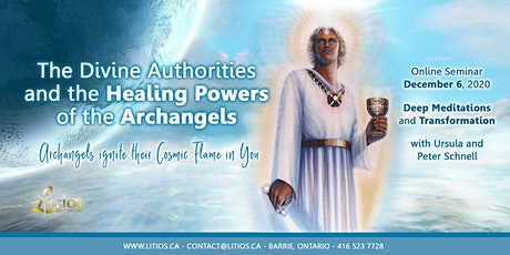 The Divine Authorities and the Healing Powers of the Archangels Tickets