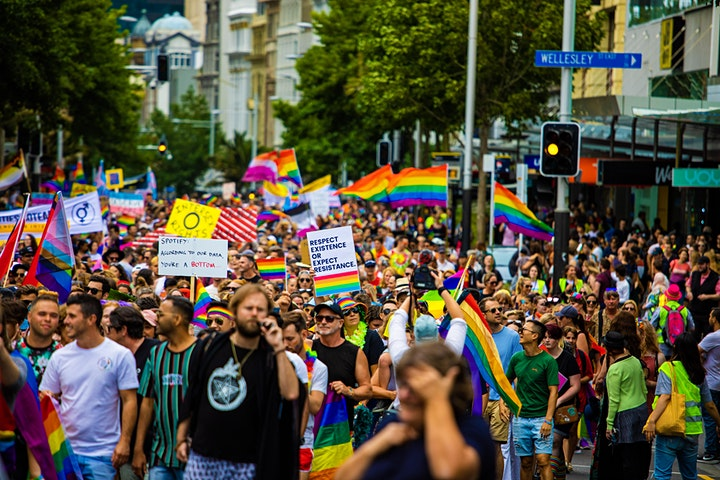Auckland Pride March image
