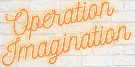 Operation Imagination  March Activity Kit Pick-up tickets