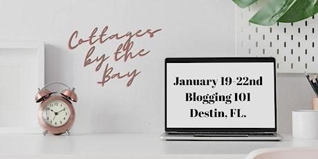 Beginning To Blog tickets