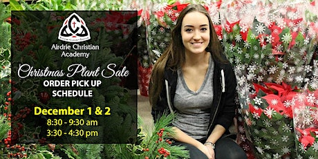 2020 Christmas Plant Sale tickets