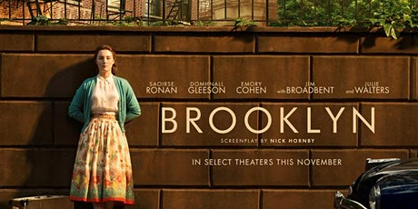 Movie  - Brooklyn - Thornbury Picture House - Asylum Seekers RC fundraiser tickets