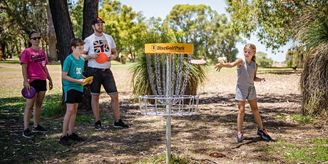 Disc Golf Activation Day in Victoria Park - Ballarat tickets