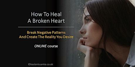 How To Heal A Broken Heart tickets