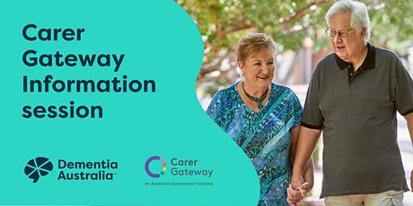 Carer Gateway Information session - Brisbane - QLD tickets
