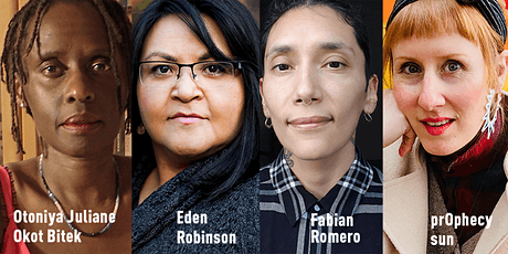 The Power of the Arts and Humanities: Meet SFU's 2020-21 Shadbolt Fellows tickets