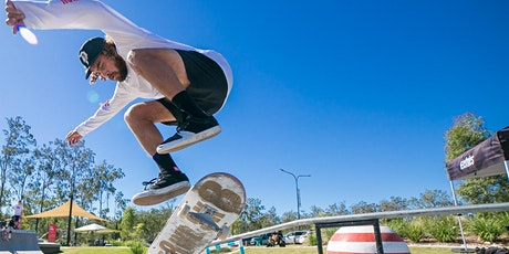 South East Queensland's Best Skateboarders Set to Roll into Flagstone tickets