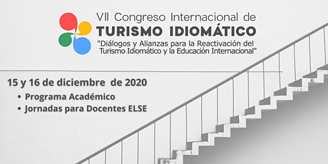 VII Congreso Internacional de Turismo Idiomático entradas