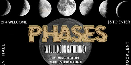 PHASES (11.30.20) tickets