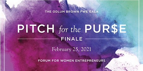 Odlum Brown FWE Gala:  Pitch for the Purse Finale tickets