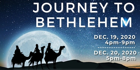 Journey to Bethlehem : Drive-Thru Christmas Event tickets