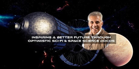 Space geek artists info session, why submit your content to SFC Films? Zoom tickets