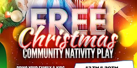 Christmas Community Nativity & Carols tickets