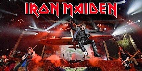 Caravana: Piauí Vai No Iron Maiden Rock In Rio  2021 ingressos
