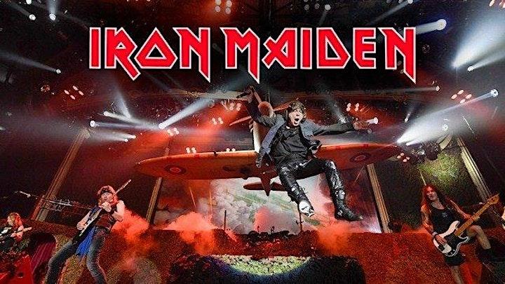 Imagem do evento Caravana: Piauí Vai No Iron Maiden Rock In Rio  2021