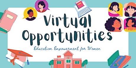 Virtual Volunteering Opportunities for Students and Adults tickets