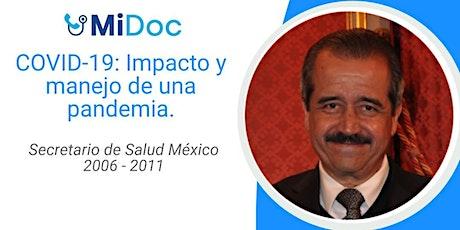 Entrevista con  el Dr. José Ángel Córdova Villalobos (Covid-19) entradas