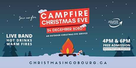 Campfire Christmas Eve - 4pm tickets