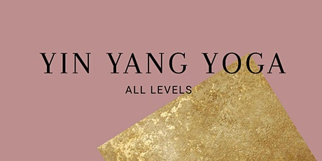 Yin Yang (All Levels & Beginners) tickets