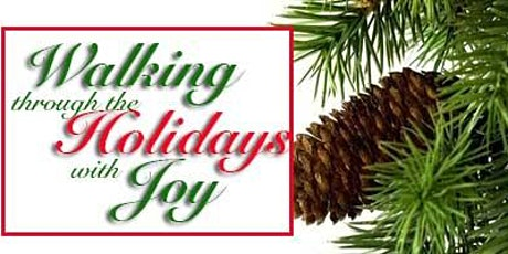 Loss and Grief.... Walking Through the Holidays with Joy - Nov 29 tickets
