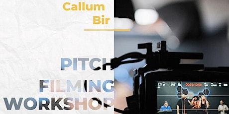 Pitch Filming Workshop tickets