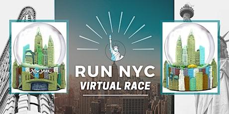 Run NYC Virtual Marathon tickets