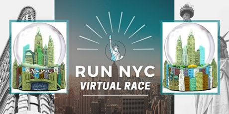 Run NYC Virtual 5K/10K/Half-Marathon tickets