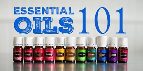 Essential Oils 101 and Make and Take Class tickets