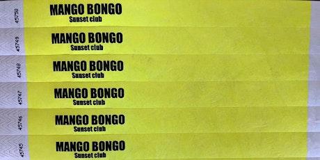 MANGO BONGO tickets