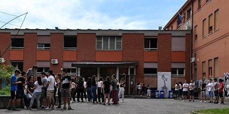 NUOVA DATA Open day liceo SCIENZE UMANE Leonardo da Vinci biglietti