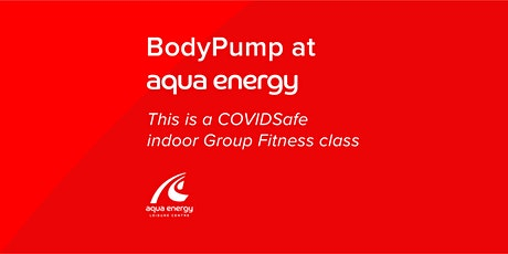 BodyPump Group Fitness Classes tickets