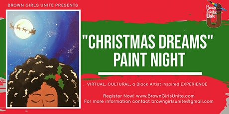 Christmas  Dream Paint Night tickets