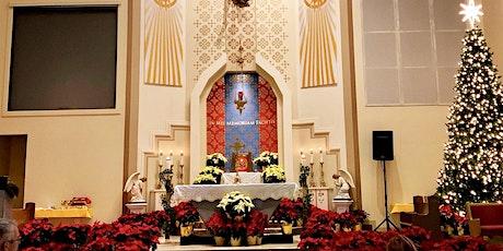 Christmas Mass - Church tickets