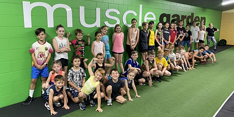 Muscle Garden Kids Christmas Party tickets